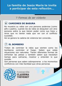 FORMAS DE SER VIOLENTO 6-7